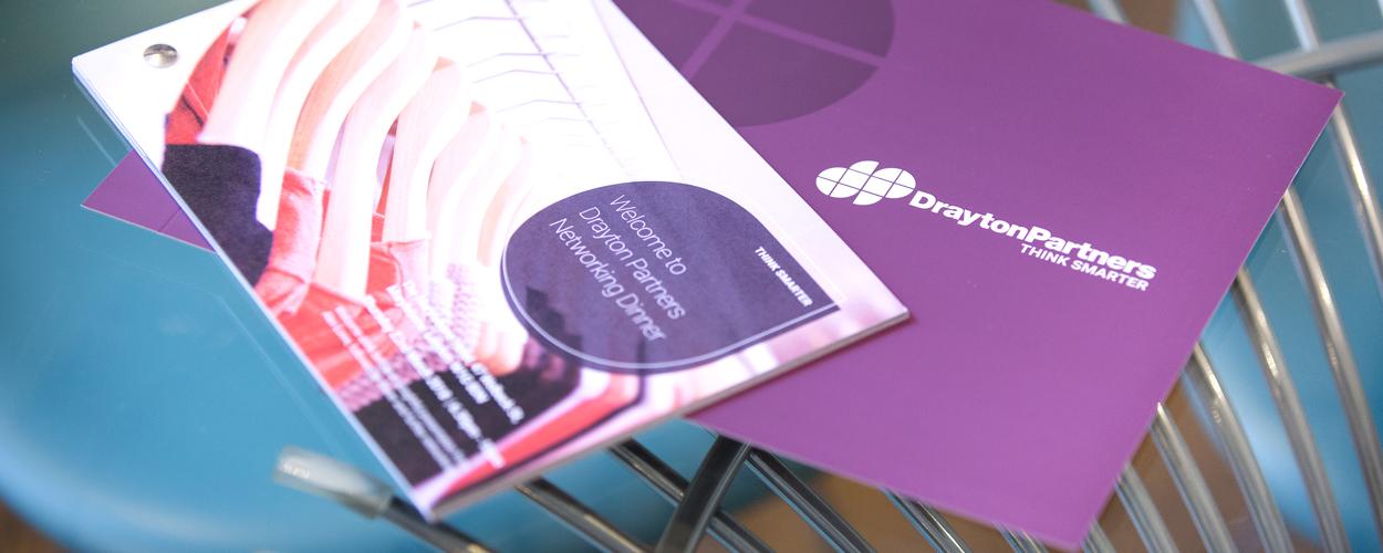Brochure design - Rebrand Recruitment