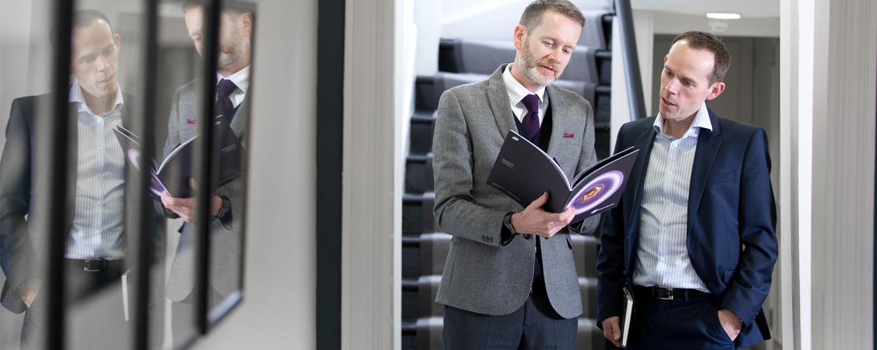 Branding for growth Recruitment - Drayton Partners