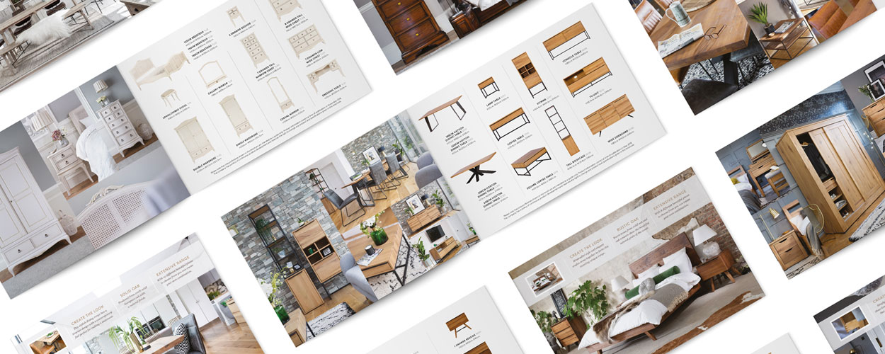 Baker Furniture Brochure Design and Branding