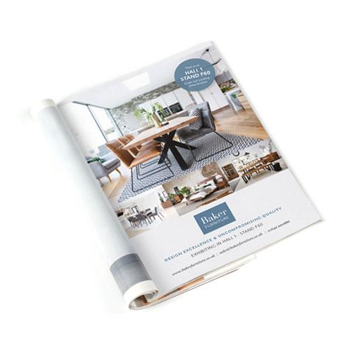 Baker Furniture Branding and Design